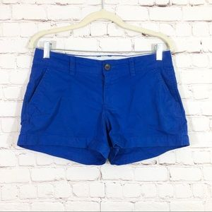 OLD NAVY Blue casual shorts size 2